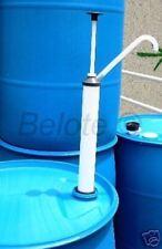 Emergency Water Piston Pump 8oz 5-55 Gallon Drum Pail