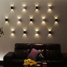 3W LED Square Wall Lamp Sconces Home Hotel Bar Wall Fixture Warm White Light