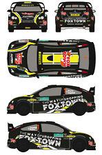 1/43 Decal Ford Focus WRC #1 Rally della Marca 2013