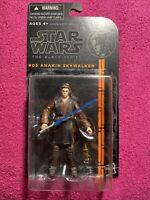 anakin skywalker 2013 Star Wars The Black Seris #03 3 Moc Orange Line