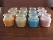 """12  Medium Honey Pot Scented Soy Wax Candles   $9.50 each    """"WHOLESALE"""""""