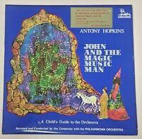 Antony Hopkins (1978 Import LP Playtested RHS 360) John And The Magic Music Man