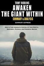 Tony Robbins' Awaken the Giant Within Summary and Analysis : How to Take...