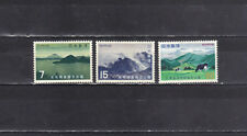 Japan - Lot Of Early Unused MH/OG Stamps (165JA)