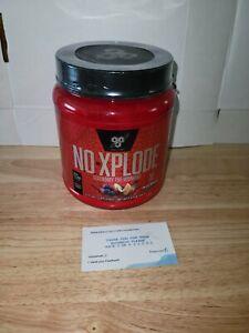 BSN NO-XPLODE Legendary Pre-Workout Fruit Punch 36 Servings  *NEW*
