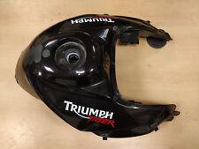 GENUINE Triumph 800 Tiger 11 12 13 BLACK petrol/fuel tank 2011 2012 2013 2014 15