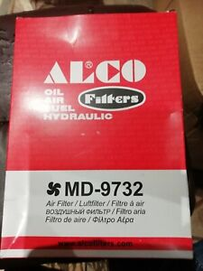 ALCO AIR FILTER MD-9732 VAUXHALL GM  CORSA