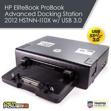 HP EliteBook ProBook Advanced Docking Station USB 3.0 - A7E36AA#ABA, A7E38AA#ABA