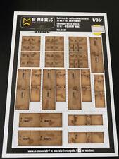 Caisses de rations de combat 10en1 US WW2 1/35 - NT0037
