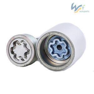 "Stamp ""H"" Wheel Lug Lock Bolt Anti-theft Screw Tool 4F0698139C808 For AUDI A4 A6"
