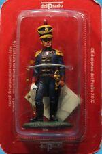 Del Prado Tin toy soldiers 1/32 SNP021 Captain, Spanish Foot Artillery, 1812