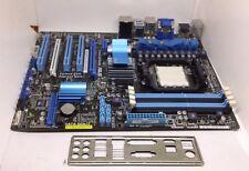 ASUS M4A88TD-V EVO/USB3 Rev. 1.05 DDR3 AMD Socket AM3 Motherboard W/ I/O Shield