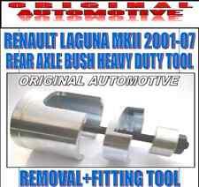 FOR RENAULT LAGUNA MKII 01-07 REAR AXLE SUBFRAME BUSH HEAVY DUTY REMOVAL TOOL