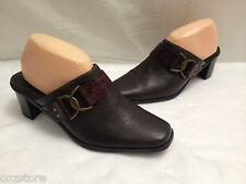 Liz Claiborne Jorgen Mules Shoes Clogs Womens Size 10 M