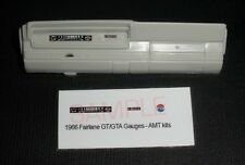 1966 FORD FAIRLANE GT/GTA GAUGE FACES!! for 1/25 scale AMT KITS