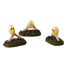 SVH Boneyard Do No Evil Lights Snow Village Halloween Dept 56 Accessory 4038903