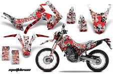 Dirt Bike Graphics Kit Decal Sticker Wrap For Honda CRF250L 2013-2016 MLTDWN R W