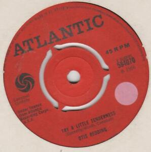 Otis Redding Try a little tenderness  Atlantic 584070 EX-