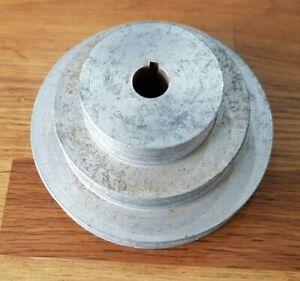 """Vintage Picador Fig 234 Step Pulley Picador 3 step 2"""" 3"""" 4"""" A section V belt"""