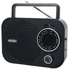 Jensen Mr-550-Bk Audio Portable Am/Fm Radio New