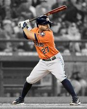 Houston Astros JOSE ALTUVE Glossy 8x10 Photo Baseball Poster Spotlight Print
