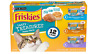 Purina Friskies Tasty Treasures Adult Wet Cat Food Variety Pack Twelve (12) 5.5.