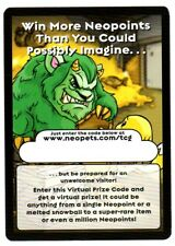 Neopets Hannah and the Ice Caves Rare Item Virtual Prize Code via email FREE
