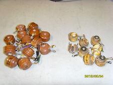 TV-7 TV-7/U TV-7A/U TV-7B/U TV-7D/U TV-3 TV10 tube tester resistor (ONE piece)