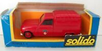 SOLIDO 1/43 - 42 RENAULT 4 FIRE DEPT #2