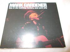 MARK GARDENER / RIDE - LIVE @ THE KNITTING FACTORY - UK 16 TRK CD-SIGNED & NO'D