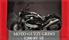 MOTORCYCLES OF LEGEND - MOTOS DE LEYENDA N° 4 - MOTO GUZZI GRISO 1200 V8 SE