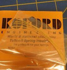 KOFORD M267 Teflon Spring Insulation 1/24 slot from Mid-America Raceway