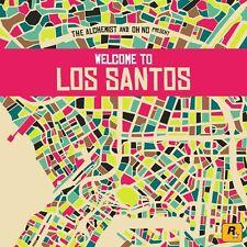 The Alchemist et Oh No Présente Welcome pour Los Santos 2015 CD Neuf/Scellé Gta