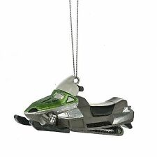 """SNOWMOBILE Christmas Tree Ornament, 3.5"""" Long, by Midwest CBK"""