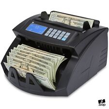 Bill Money Counter Cash Count Counting Counterfeit Detector Machine