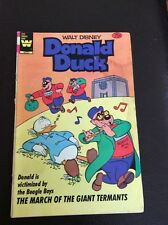 Whitman Donald Duck #243 Comic -See Photos (Rare 75 cent Comic)