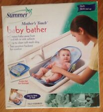 Summer Infant Mother's Touch Baby Bather New In Box