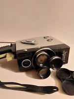 EKRAN-4 USSR 16mm 2x8mm Vintage Movie Camera Cinema Film 1972