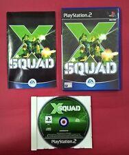 X-Squad - PLAYSTATION 2 - PS2 - USADO - MUY BUEN ESTADO