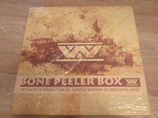 Wumpscut - Bone Peeler Box Ltd. BOXSET NEU / NEW hocico agonoize