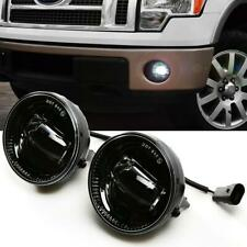For 2009-14 Ford F-150 F150 Pickup LED Fog Lights Front Bumper Driving Lamp Pair