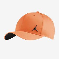 NEU Nike Air Jordan Flight Metall Jordan Logo Mütze Jump Mann Unisex orange