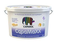 4 X Caparol Capamaxx 12 5 Liter weiß