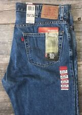 LEVI's 550 Men's Relaxed Fit     STONEWASHED     40 x 38     NEW
