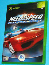 Need for Speed Hot Pursuit 2 - Microsoft XBOX - PAL