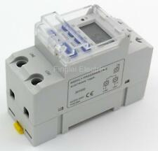 Thc30a 30a Ac 220v Digital Time Switch Weekly Programmable Electronic Timer