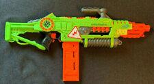 NERF Revoltinator Zombie Strike Blaster Boy's Toy Guns Motorized Sound Darts