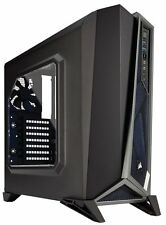 Corsair Carbide Series SPEC-ALPHA Black/Silver Steel ATX Mid Tower Gaming Case