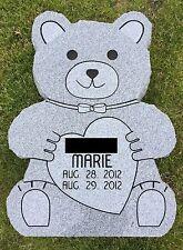 "Infant Teddy Marker  ( L16"" x W22"" x H4"" )"