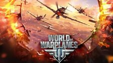 World of Warplanes Bonus Code Tier VI Premium-Flugzeug (Tanks Warships Key Gold)